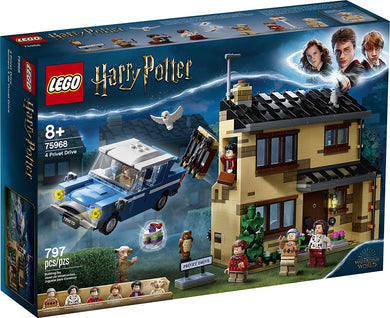LEGO® Harry Potter 75968 4 Privet Drive (797 Pieces)