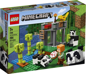 LEGO® Minecraft 21158 The Panda Nursery (204 pieces)