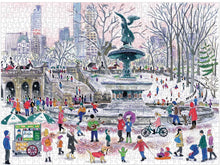 Load image into Gallery viewer, Bethesda Fountain Puzzle (1,000 pieces)