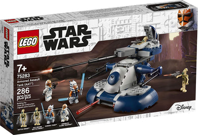LEGO® Star Wars™ 75283 Armored Assault Tank (286 pieces)