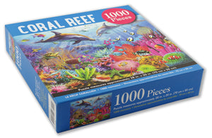 Coral Reef Jigsaw Puzzle (1000 pieces)