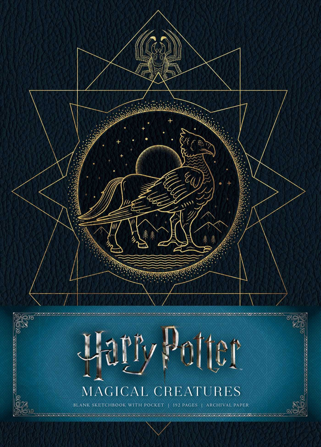 Harry Potter Magical Creatures Sketchbook