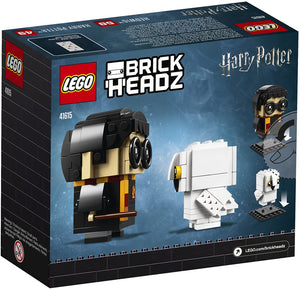 LEGO® Brickheadz 41615 Harry Potter & Hedwig (180 pieces)