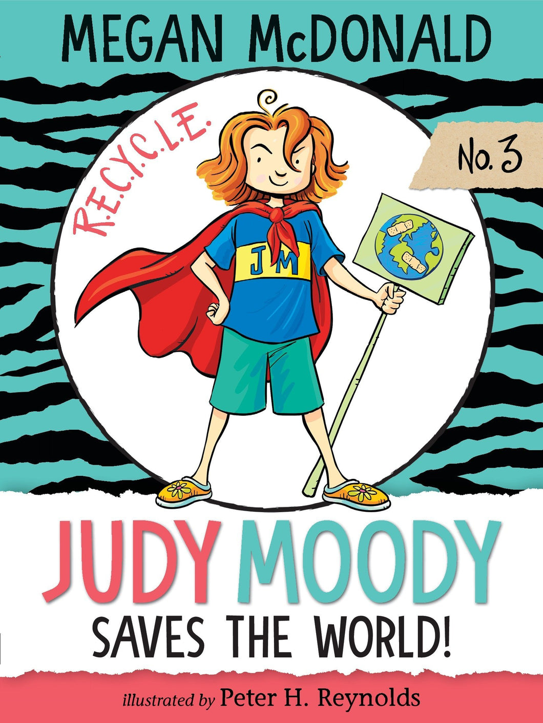 Judy Moody Saves the World!  (Book 3)