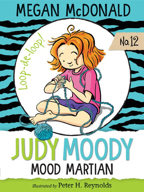 Judy Moody, Mood Martian (Book 12)