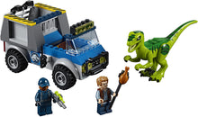 Load image into Gallery viewer, LEGO® Jurassic World 10757 Raptor Rescue Truck (85 pieces)