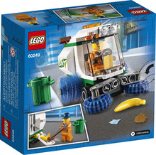 Load image into Gallery viewer, LEGO® CITY 60249 Street Sweeper (89 pieces)