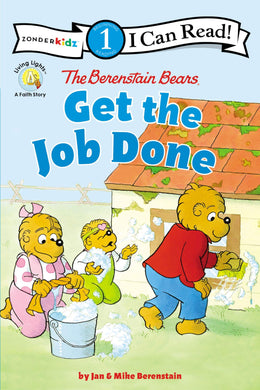 The Berenstain Bears Get the Job Done (I Can Read Level 1)