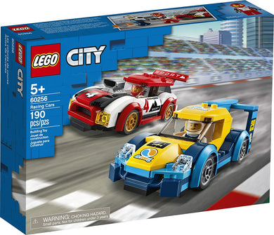 LEGO® CITY 60256 Racing Cars (190 pieces)