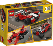Load image into Gallery viewer, LEGO® Creator 31100 Sports Car (134 pieces)
