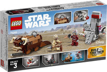 Load image into Gallery viewer, LEGO® Star Wars™ 75265 T-16 Skyhopper vs Bantha Microfighters (198 pieces)