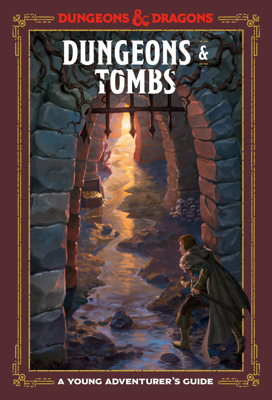 Dungeons & Tombs (Dungeons & Dragons Young Adventurer's Guides)