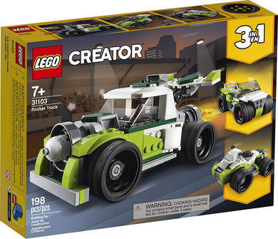 LEGO® Creator 31103 Rocket Car (198 pieces)