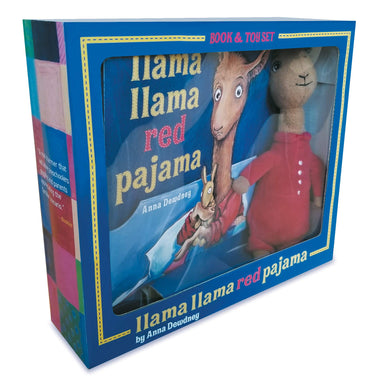 Llama Llama Red Pajama (Book + Plush)