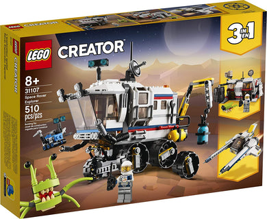 LEGO® Creator 31107 Space Rover Explorer (510 pieces)