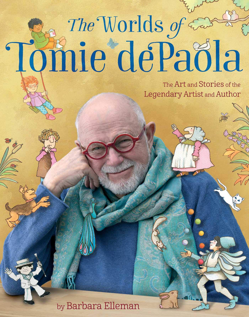 The Worlds of Tomie dePaola