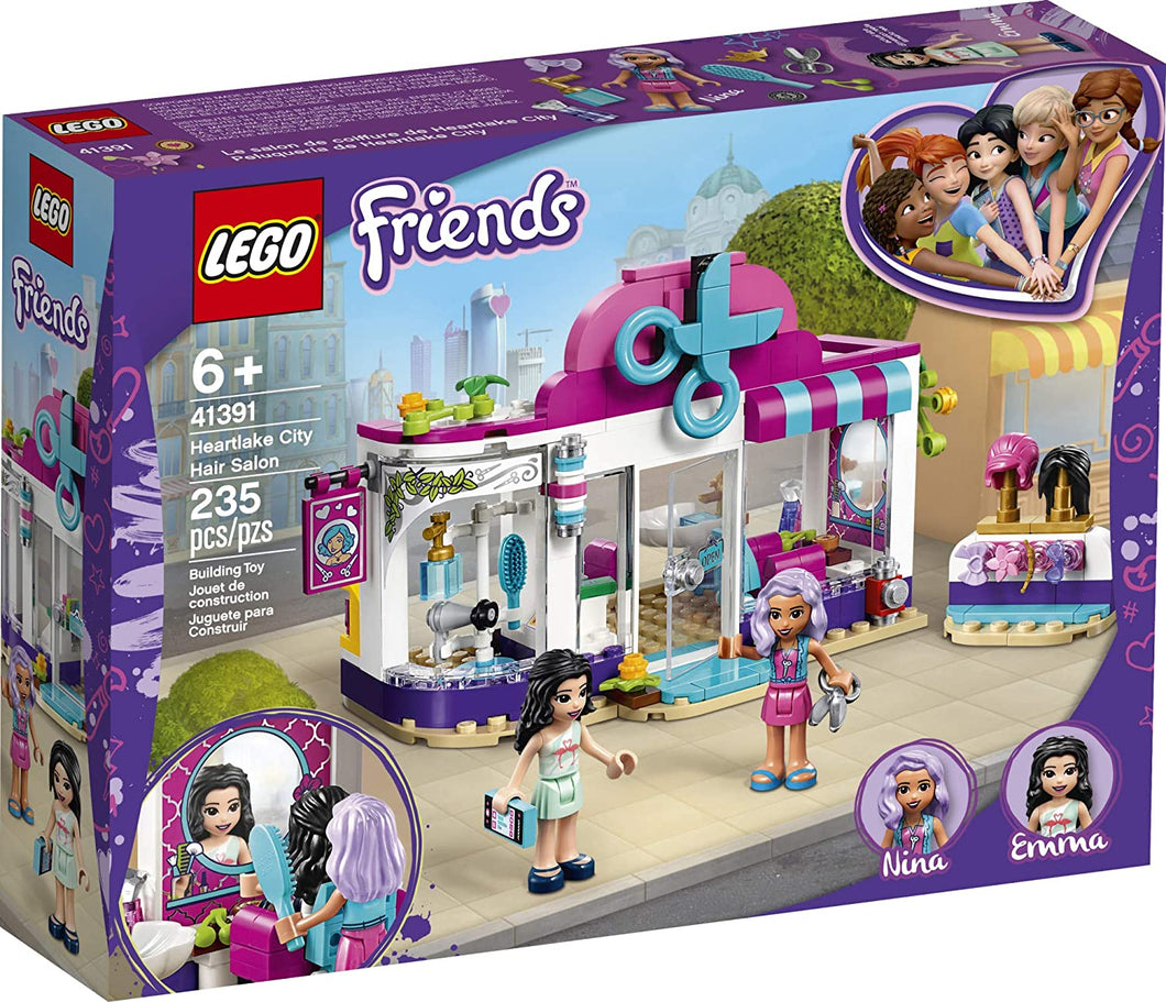 LEGO® Friends 41391 Heartlake City Hair Salon (235 pieces)