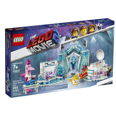 LEGO® 70837 The LEGO Movie 2 Shimmer & Shine Sparkle Spa! (691 pieces)