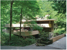 Load image into Gallery viewer, Fallingwater 2-sided Puzzle (500 pieces)
