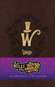 Willy Wonka Hardcover Journal