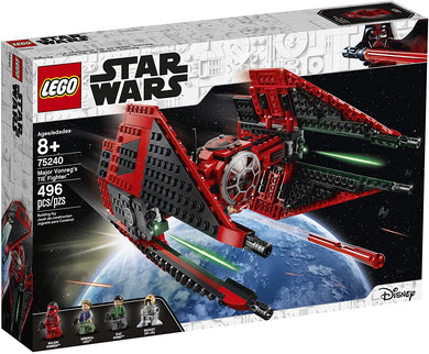 LEGO® Star Wars™ 75240 Major Vonreg's TIE Fighter (496 pieces)