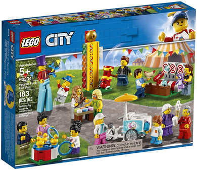 LEGO® CITY 60234 People Pack - Fun Fair (189 pieces)