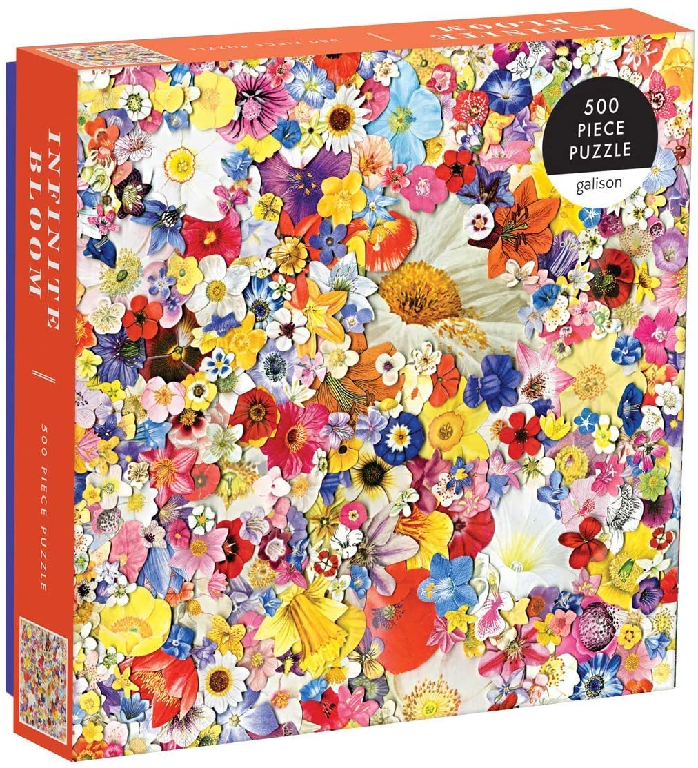 Infinite Bloom Puzzle (500 pieces)