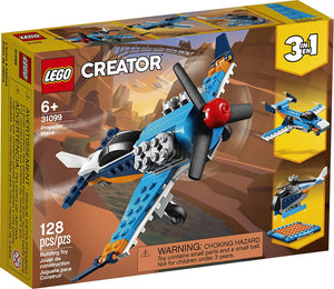 LEGO® Creator 31099 Propeller Plane (128 pieces)