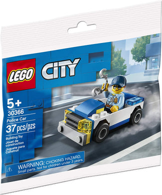 LEGO® CITY 30366 Police Car (37 pieces)