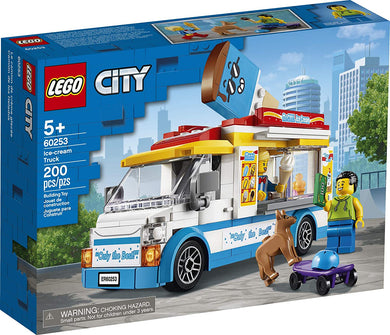 LEGO® CITY 60253 Ice Cream Truck (200 pieces)