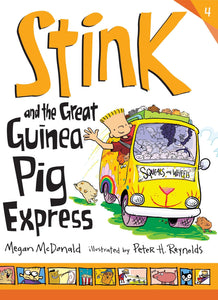Stink and the Great Guinea Pig Express (Book 4)