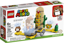 Load image into Gallery viewer, LEGO® Super Mario 71363 Desert Pokey (180 pieces) Expansion Set