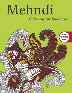 Mehndi: Coloring for Everyone