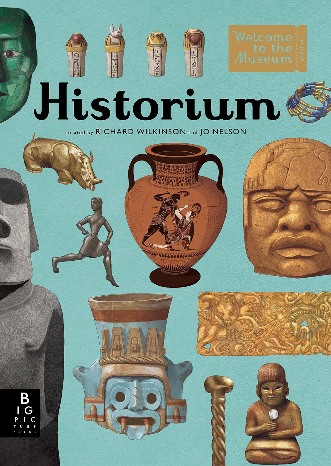 Historium: Welcome to the Museum