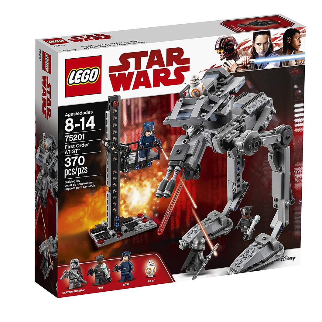 LEGO® Star Wars™ 75201 First Order AT-ST (370 pieces)
