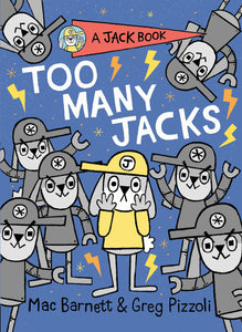 Too Many Jacks (Jack Book 6)