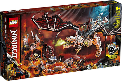 LEGO® Ninjago 71721 Skull Sorcerer's Dragon (1,016 pieces)