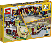 Load image into Gallery viewer, LEGO® Creator 31081 Modular Skate House (422 pieces)