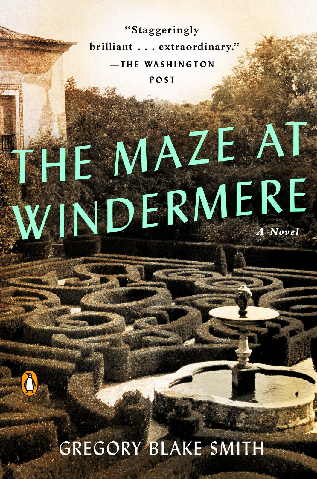The Maze at Windermere: A Novel