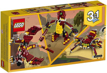 Load image into Gallery viewer, LEGO® Creator 31073 Mythical Creatures (223 pieces)