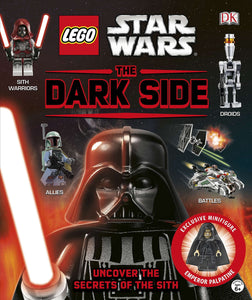 LEGO® Star Wars™: The Dark Side: Uncover the Secrets of the Sith