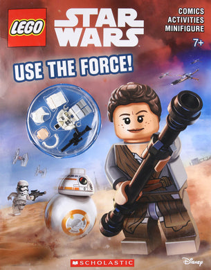 LEGO® Star Wars™: Use the Force (Activity Book with Minifigure)