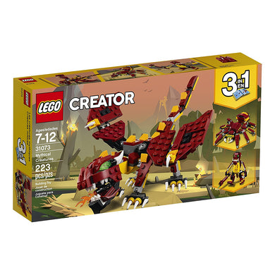 LEGO® Creator 31073 Mythical Creatures (223 pieces)