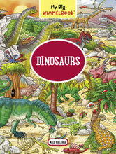 Load image into Gallery viewer, My Big Wimmelbook―Dinosaurs