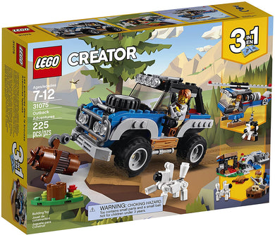 LEGO® Creator 31075 Outback Adventures (225 pieces)