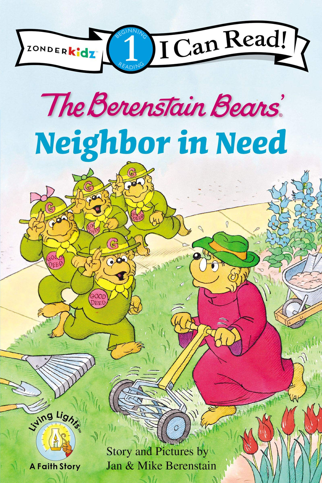 The Berenstain Bears A Neighbor in Need (I Can Read Level 1)
