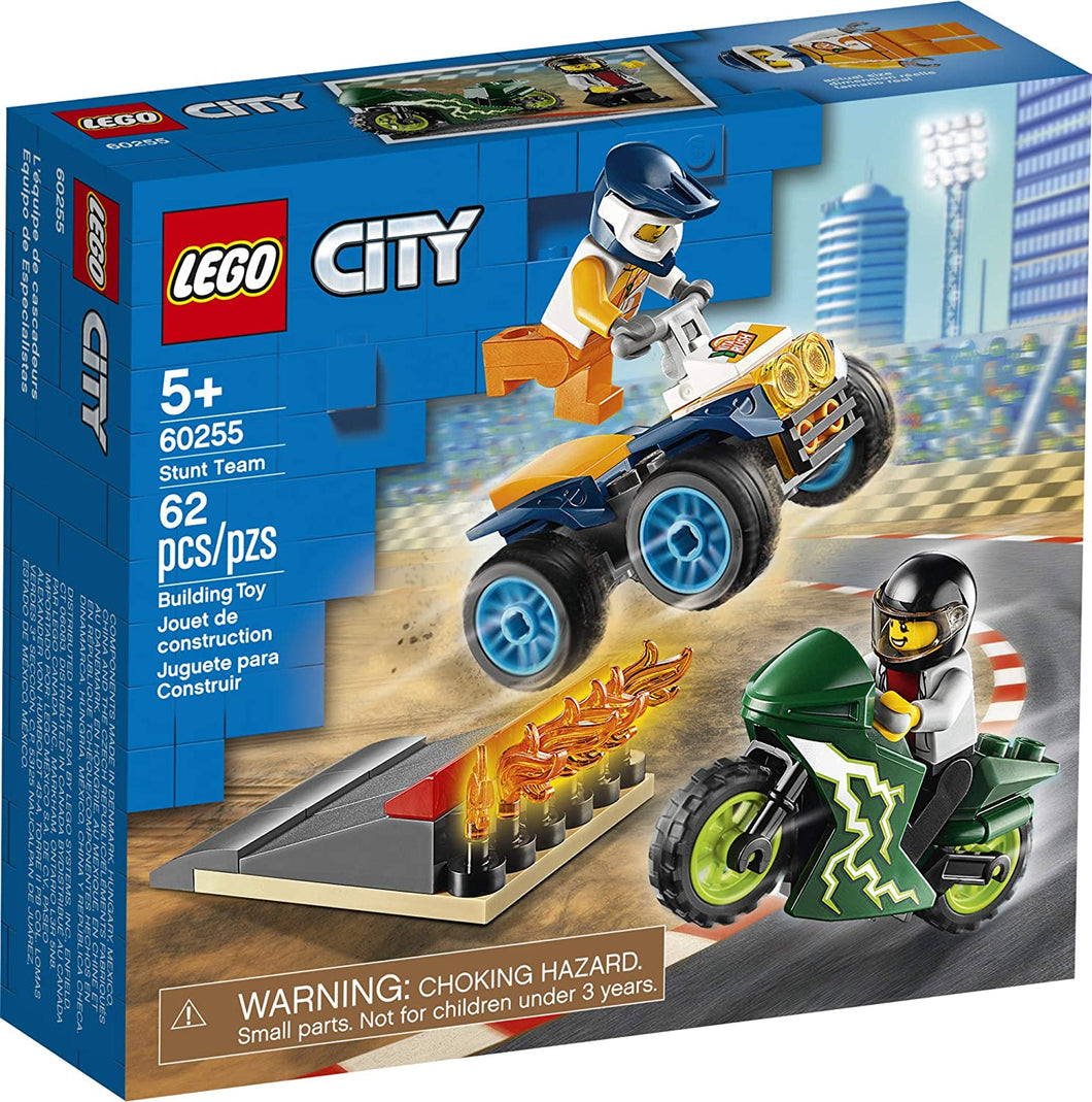 LEGO® CITY 60255 Stunt Team (62 pieces)