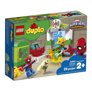 LEGO® DUPLO® 10893 Spider-Man vs. Electro (29 pieces)