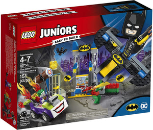LEGO® DC Super Heroes 10753 The Joker Batcave Attack (151 pieces)