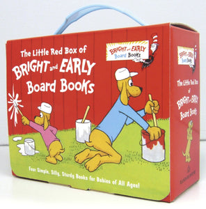 Little Red Box of Bright and Early Board Books